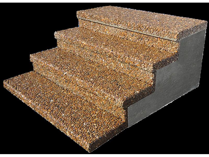 купить Ступени для бетонного основания