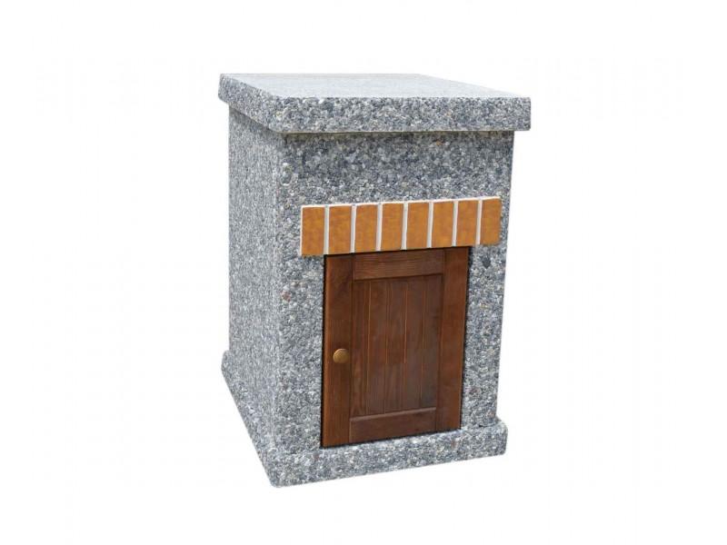 Стол Манчестер  Литл с фасадными дверцами купить