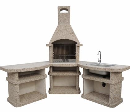 Выбираем мангал для дачи - уличная печь для дачи