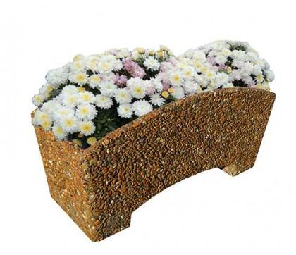 Вазоны цветочницы изделия из бетона
